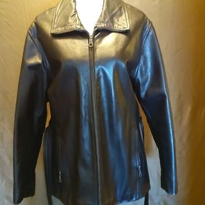 Superior Collection USA Mens Leather Jacket